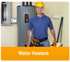 our team can perform professional water heater repairs and installations